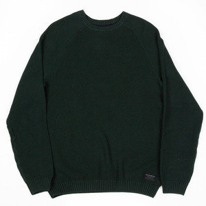 Rice Knitwear - Bottle Green