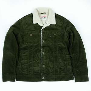 Sherpa Rider Jacket - Forest Night
