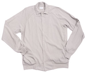 Le Bomber Jacket - Grey