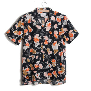 CAVE SHIRT - BLACK LOTUS