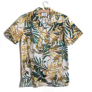 CAVE SHIRT - GREEN PALM
