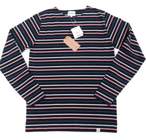 Godtfred Multi Stripe - Multi Navy