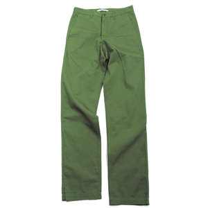 Harri Ottoman Pants - Dried Olive