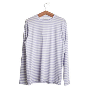 James Logo Stripe - Heather