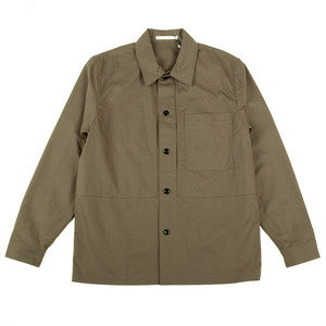 KYLE COTTON LINEN OVERSHIRT