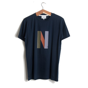 Niels Layer Logo - Navy