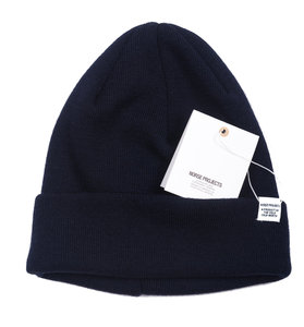 Norse Top Beanie - Navy