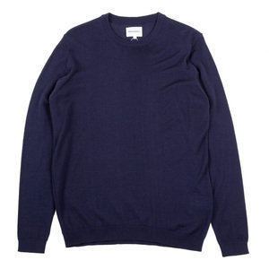 Sigfred Light Merino - Dark Navy