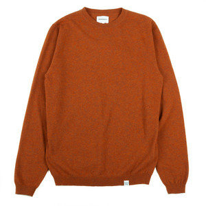 SIGFRED LIGHT WOOL - CADMIUM ORANGE