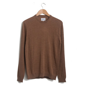 SIGFRED LIGHT MERINO - RUSSET