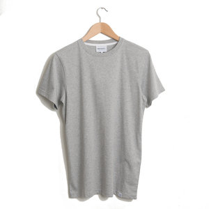 NIELS STANDARD S/SLEEVE - LIGHT GREY