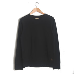 Evert Light Sweatshirt - Black
