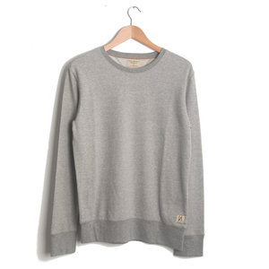 Evert Light Sweatshirt - Greymelange