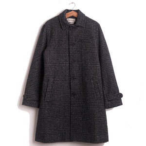 Beaumont Coat Baker Charcoal