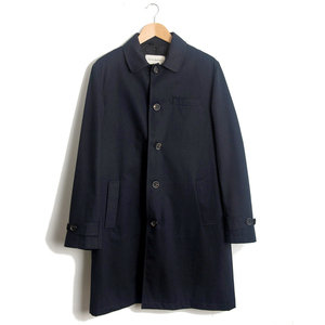 Beaumont Coat - Park Navy
