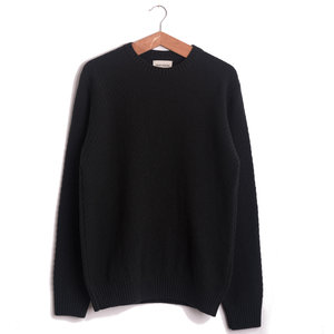 Blenheim Crew sweater - Green Beech