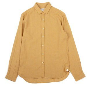 Clerkenwell Tab Shirt - Pavillion Yellow