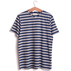 Conduit Tee Benue Navy Multi