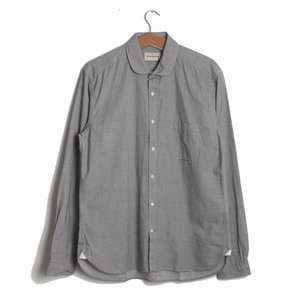 Eton Collar Shirt - Broadstone Navy