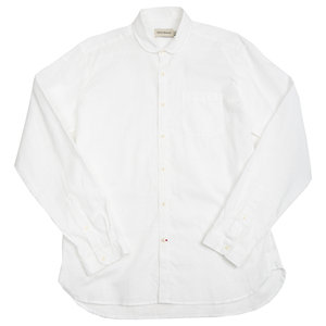 Eton Collar Shirt - Elcot White