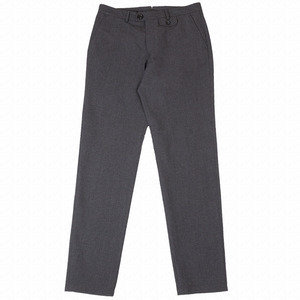 Fishtail Trouser - Mawson Charcoal