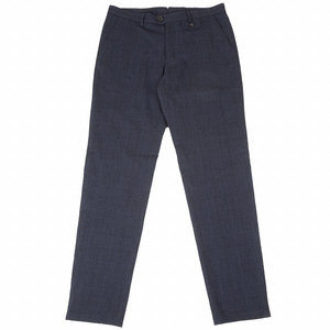 Fishtail Trouser - Forster Navy