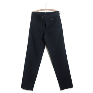 Fishtail Trouser Portman - Navy