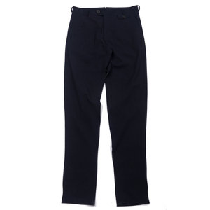 Fishtail Trousers Midnight Blue