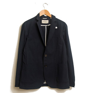 Theobald Jacket - Ruben Midnight