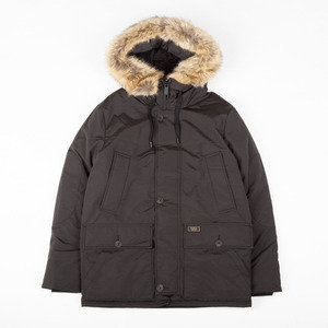 ESKIMO parka coat - Black
