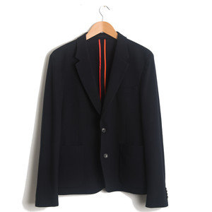 Unlined Cotton Blazer