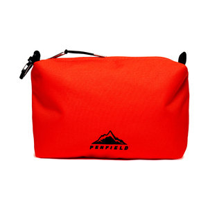 DANBURY WASHBAG - FIRE ORANGE