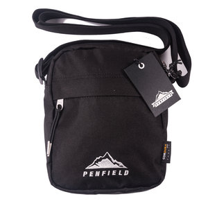 DOWNEY SHOULDER BAG - BLACK