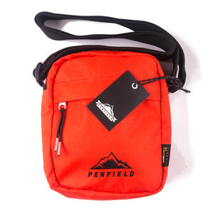 DOWNEY SHOULDER BAG - FIRE ORANGE