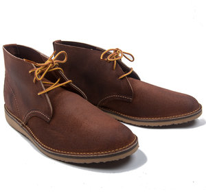 Weekender Chukka - Red Maple Muleskinner