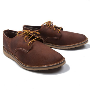 Weekender Oxford - Red Maple Muleskinner