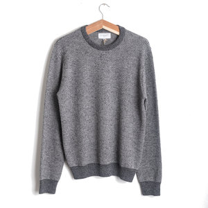 Crew Diagonal - Grey/White