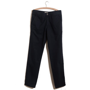 Aston Pant (Cotton Twill) - Navy