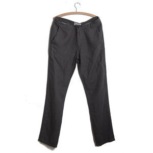 Aston Pant - Grey Panama