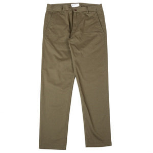 Aston Pant - Light Olive Twill