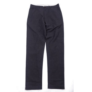 Aston Pant (Textured Cotton) - Grey