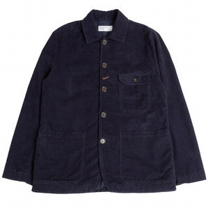 Bakers Chore Jacket - Navy Moleskin