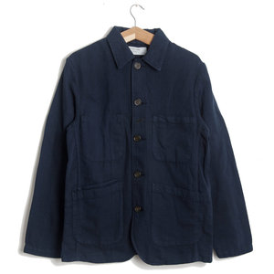 Bakers Jacket - Broadcloth Cotton