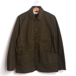 Bakers Jacket - Military Olive