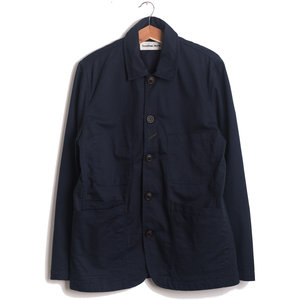 Bakers Jacket - Navy