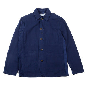 Bakers Jacket - Navy Canvas
