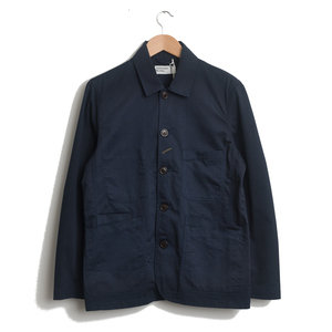 Bakers Jacket - Navy Twill