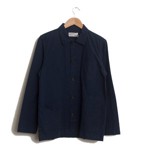 Bakers Overshirt - Indigo Route Denim