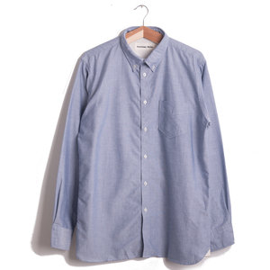 Everyday Shirt - Navy Oxford