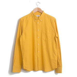 Everyday Shirt - Sunshine Oxford Shirting